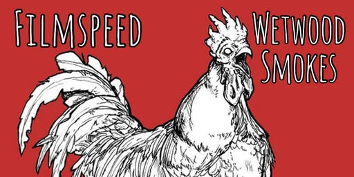 Filmspeed + Wetwood Smokes + The Overrides + Fellow Robot