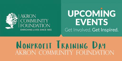 Nonprofit Training Day