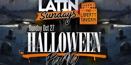 Latin Sundays l Halloween Party!