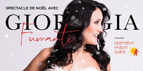 Spectacle de Noël avec Giorgia Fumanti tickets