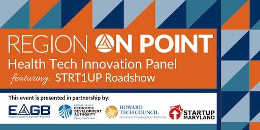 Region On Point: Health Tech Innovation Panel
