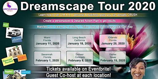 DreamScape Workshop 2020-Savannah