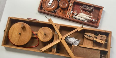 Charkha Spinning Workshop during Festival of Natural Fibres tickets