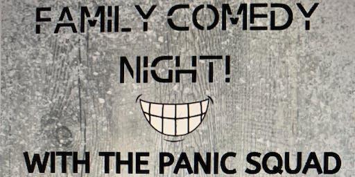 The Panic Squad Dec 6