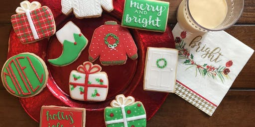 Little House Bakery: Holiday Cookie Workshop