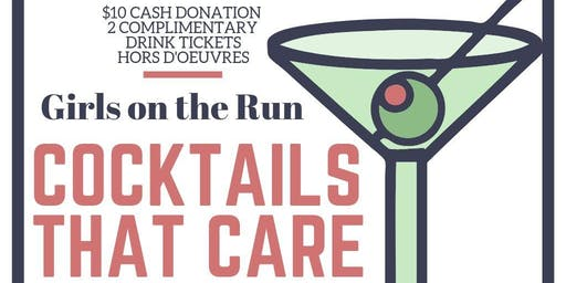 Cocktails that Care- Girls on the Run