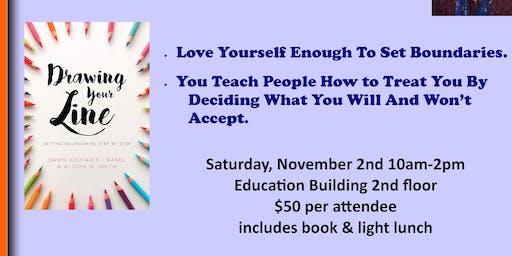Setting Loving Boundaries as Women Workshop