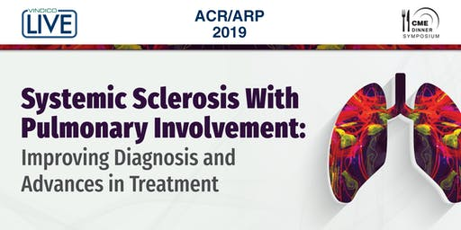 Systemic Sclerosis With Pulmonary Involvement: Improving Diagnosis and Advances in Treatment