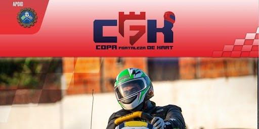 Copa Fortaleza de Kart 26 e 27/10/2019 ```às 10h - Kart Mônaco Fortaleza
