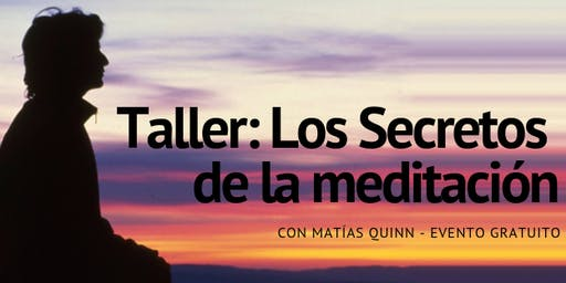 Los secretos de la meditación con Matías Quinn- Grecia