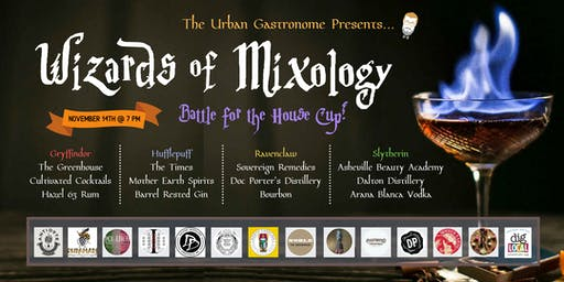 Wizards of Mixology Battle for the House Cup!