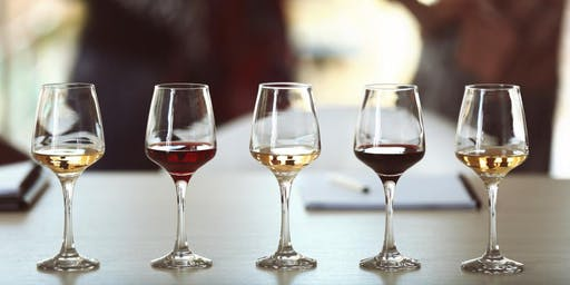 Fall Social featuring Wine Tasting from Around The World