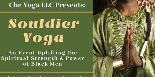 Souldier Yoga - Presented by Che Yoga LLC