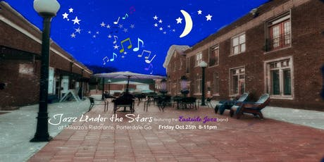 Jazz Under The Stars tickets