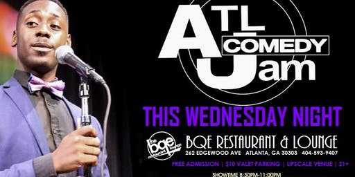 ATL Comedy Jam Wednesdays