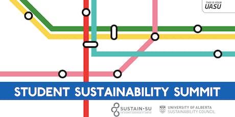 Student Sustainability Summit 2020 tickets