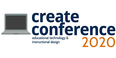 2020 Create Technology Conference tickets