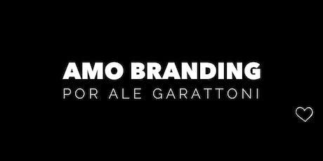 Encontros Amo Branding –  última temporada! tickets