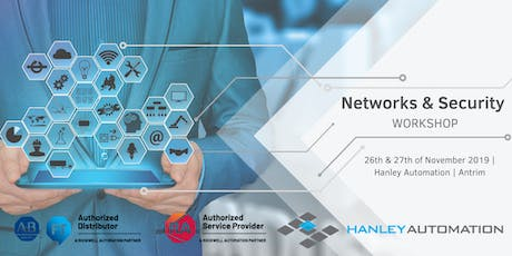 Factory Networks & Cyber Security tickets