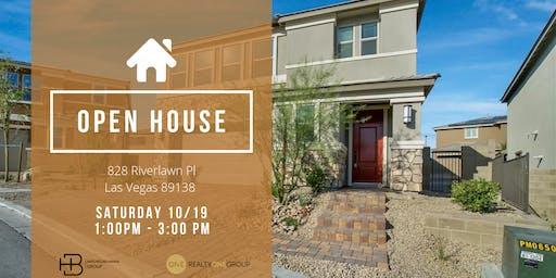 Open House 828 Riverlawn Pl