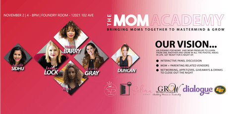 The Mom Academy tickets
