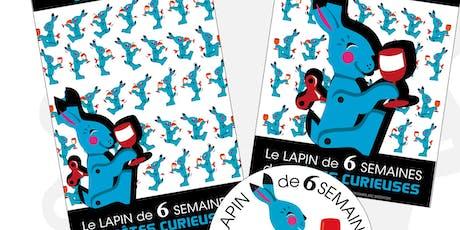 La fête des Primeurs Beaujolais et Lapin de 6 semaines par Quai des Vignes & Socovol billets