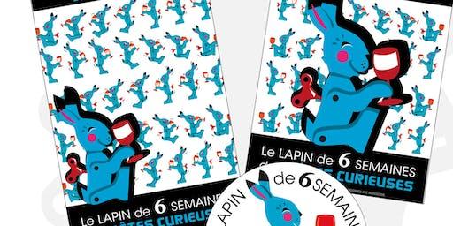 La fête des Primeurs Beaujolais et Lapin de 6 semaines par Quai des Vignes & Socovol