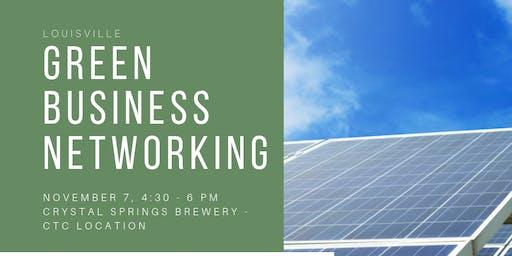 Louisville Green Business Networking