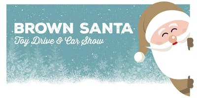 Brown Santa Toy Drive & Car Show