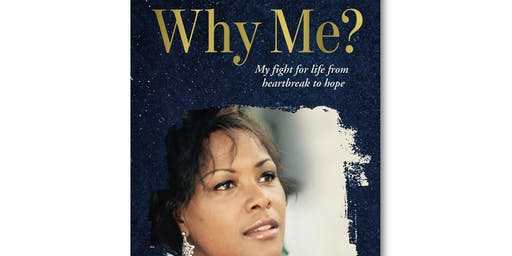 Book Launch of Why Me?  by  Sharon-Ann Phillips