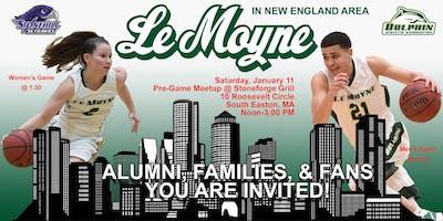 Dolphin Athletic Association: LeMoyne @ Stonehill Outreach Event
