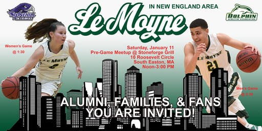 Dolphin Athletic Association: LeMoyne @ Stonehill Outreach Event