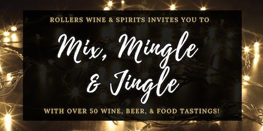 Mix, Mingle & Jingle