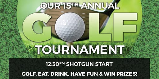 15th Annual Golf Tournament