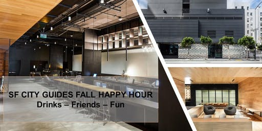 SF City Guides Fall Happy Hour!