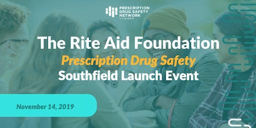 Prescription Drug Safety Program - Southfield Launch Event
