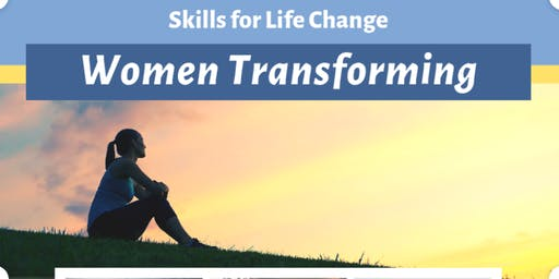 "Women Transforming: Week Two ""Well Being and Being Well"""