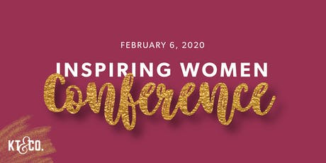 The Inspiring Women Conference tickets