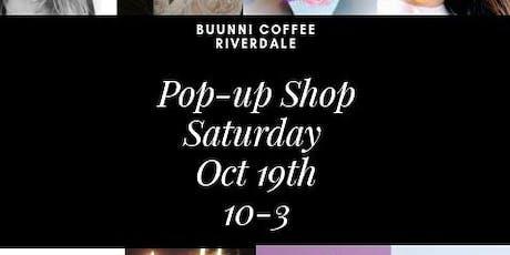 Buunni Riverdale Pop-up Shop tickets