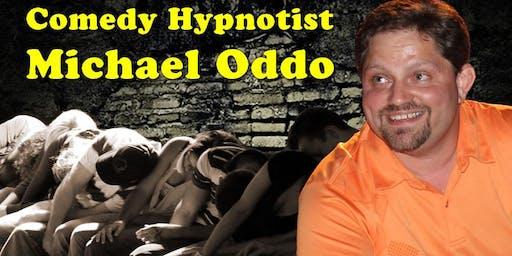 Michael Oddo Comedic Hynotist