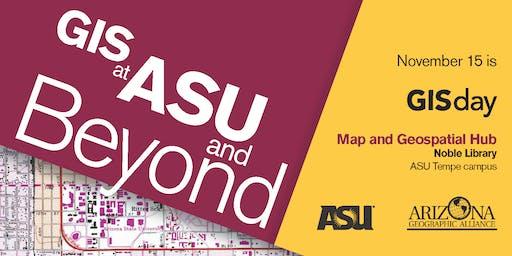 ASU GIS Day 2019