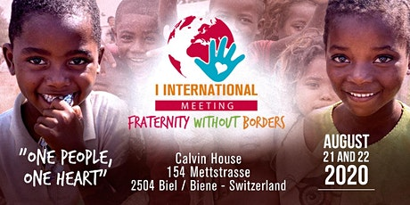 I International Meeting of the Fraternity Without Borders tickets