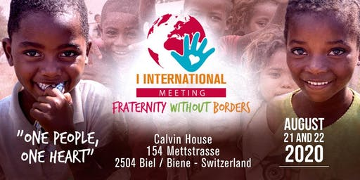 I International Meeting of the Fraternity Without Borders