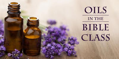 Essential Oils in the Bible