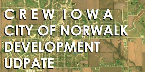 CREW Iowa - City of Norwalk Development Update - Members Only