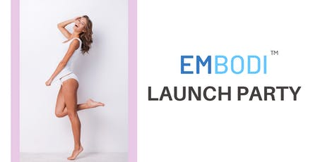 The Embodi Launch Party tickets