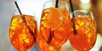 OPEN SPRITZ PARTY | BJOY