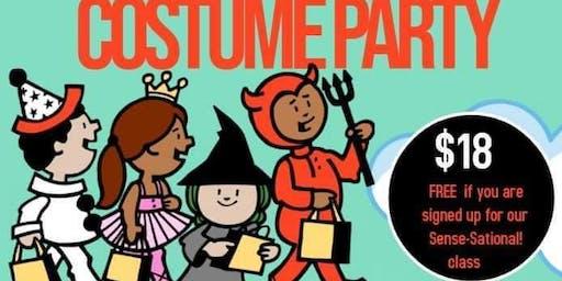 Creepy Crawly Costume PARTY