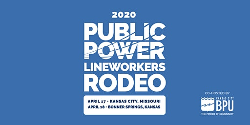 2020 Public Power Lineworkers Rodeo Awards Banquet