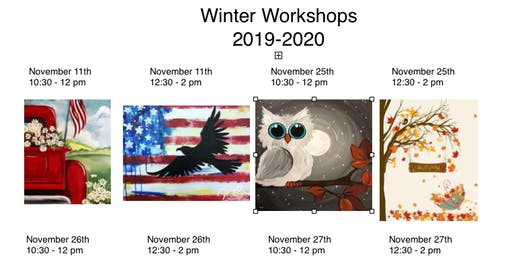 Children's Workshop Step by Step Painting